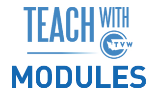 Teach With TVW Modules