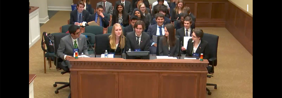 2018 We the People State Competition